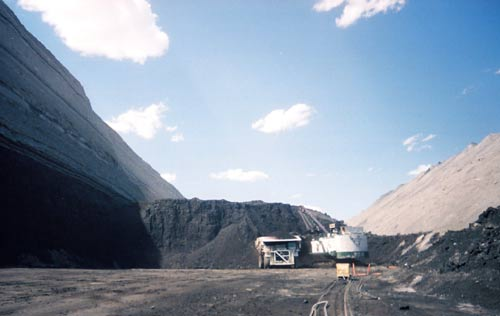 Carter Lake Consulting, LLC Serving the surface coal, precious metals, mineral products, and natural gas industries